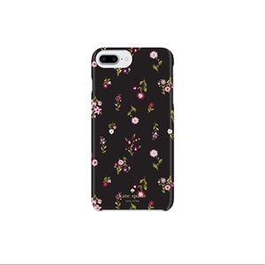 Kate Spade floral iPhone 7+/8+ hardshell case